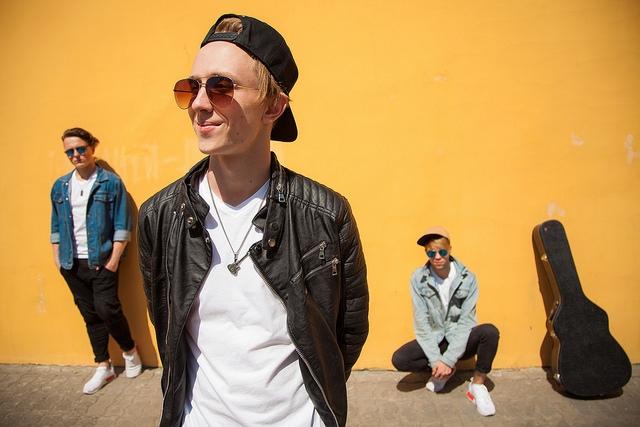 Подопечные Данилко «Mountain Breeze» презентовали новый сингл