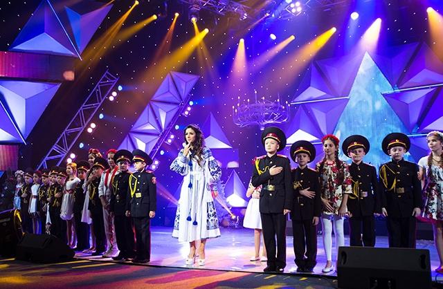Состоялась Вторая церемония награждения талантливых детей Украины «Будущее нации»