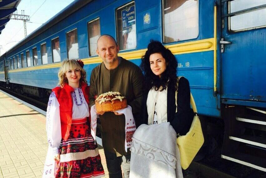 «Потап и Настя» подарили праздник городу Ровно