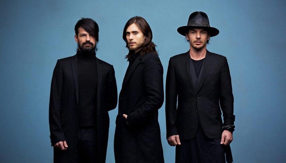 30 Seconds to Mars представили новый сингл