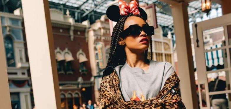 Сказочные модницы: Street Style в Disneyland