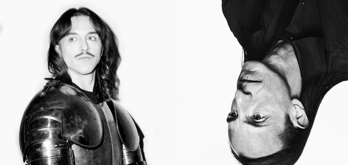 Результат уникальной дружбы: Томми Кэш и Рик Оуэнс представят сумасшедшую выставку «Чистый и проклятый»