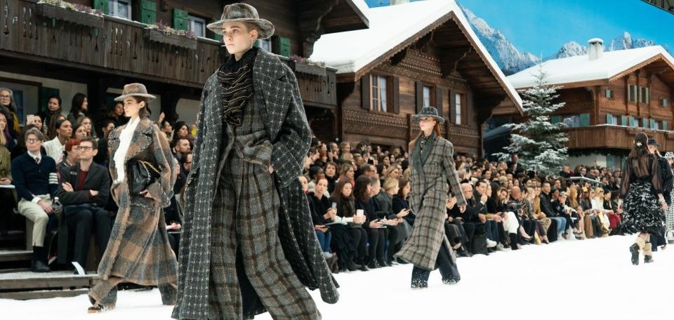 Слёзы и последние аплодисменты для Карла Лагерфельда на показе Chanel
