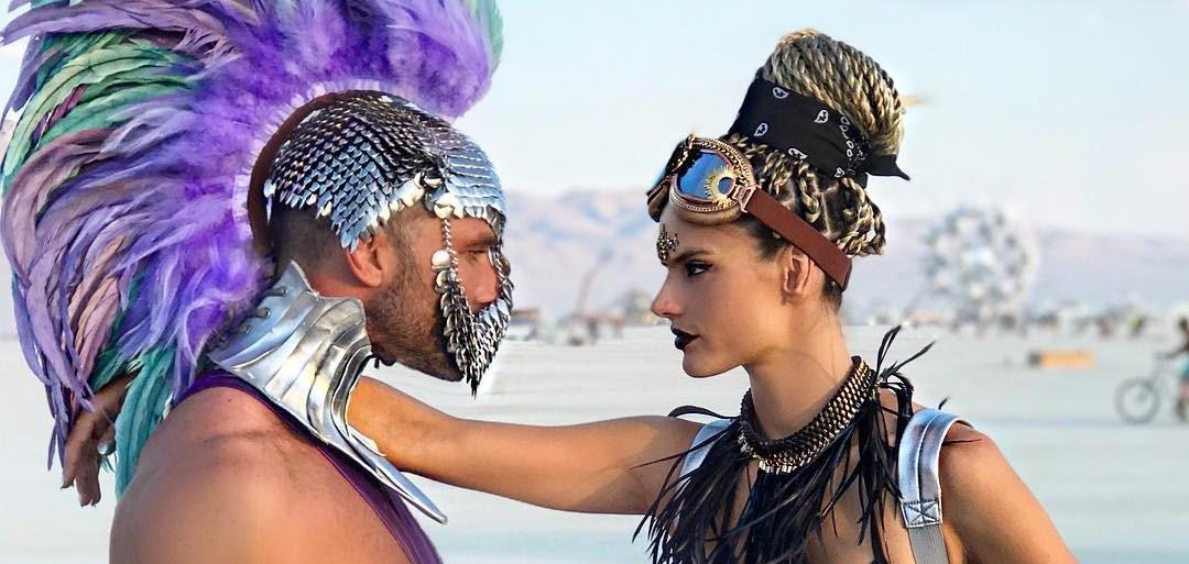 Город Свобод Burning Man: лучшие образы