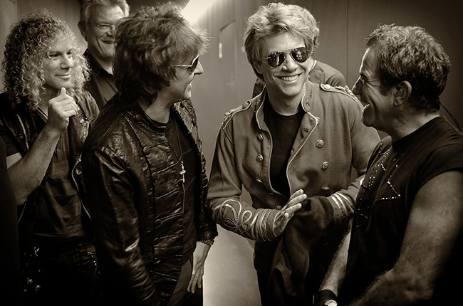 Легендарные Bon Jovi презентовали новое видео