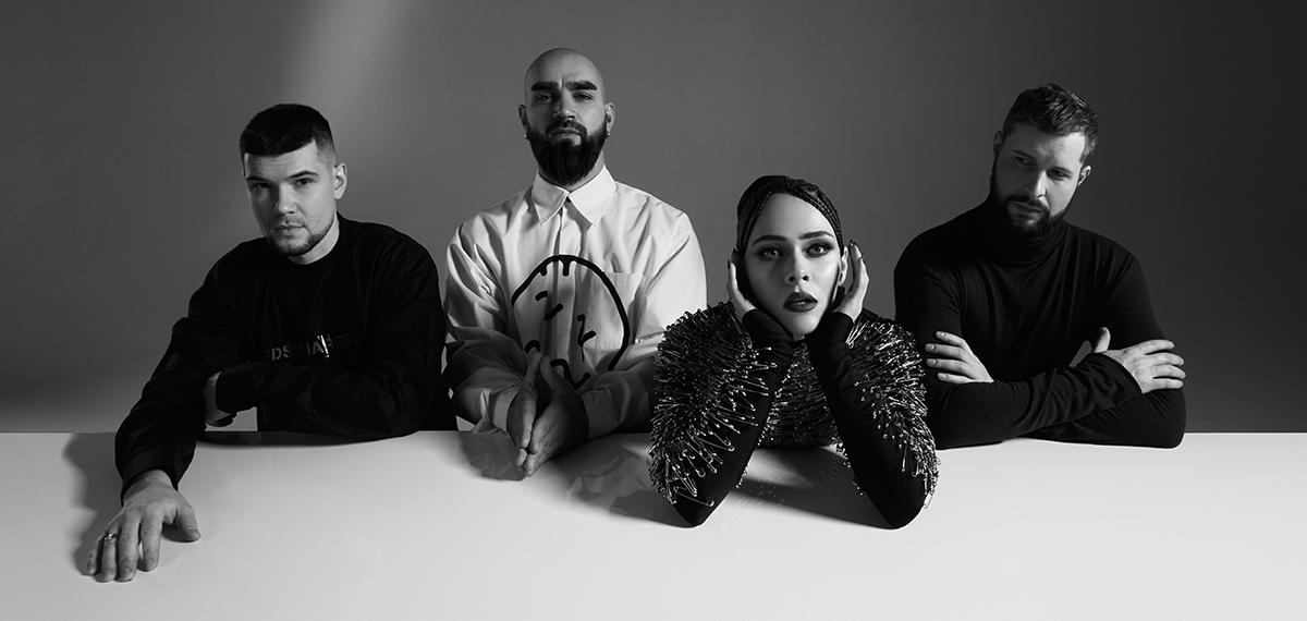 «Жива і не залізна»: The HARDKISS представляют новый альбом