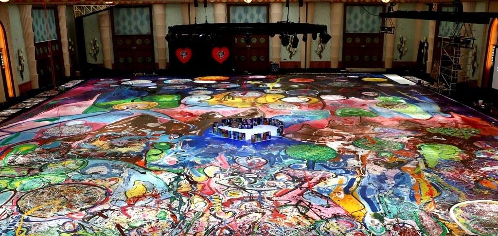 Самая большая в мире картина на холсте куплена крипто-бизнесменом за 62 миллиона долларов