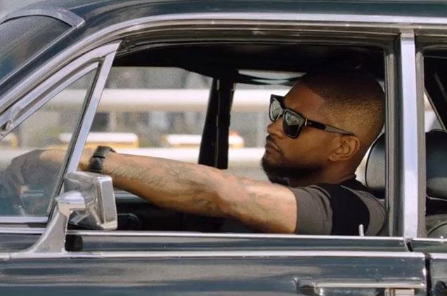 Usher презентовал новое видео