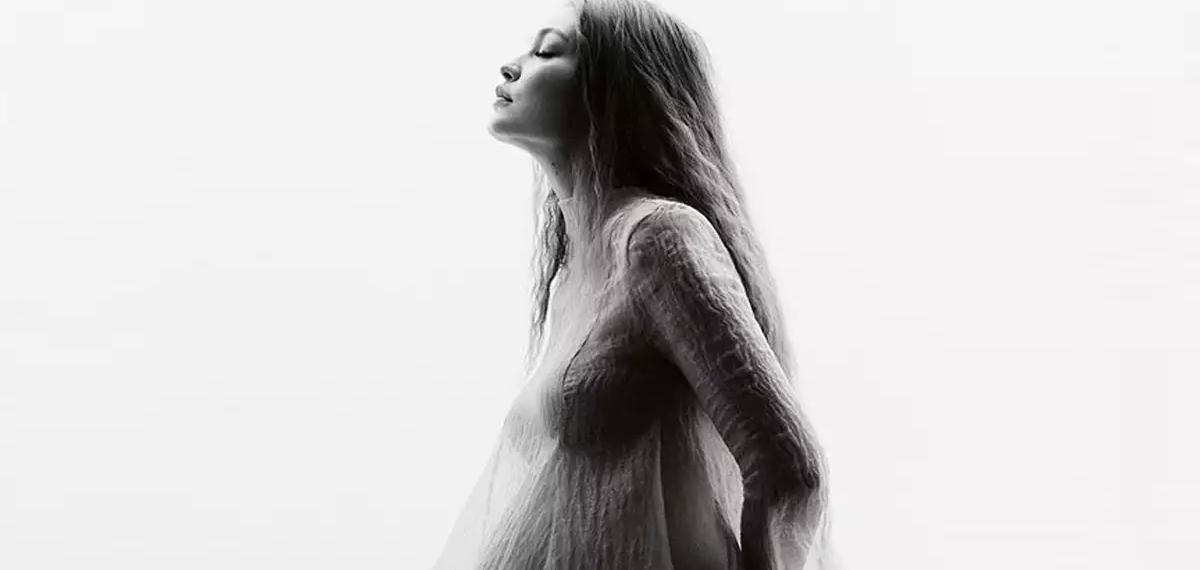Джиджи Хадид рассказала Vogue, как прекрасно выглядеть даже после беременности