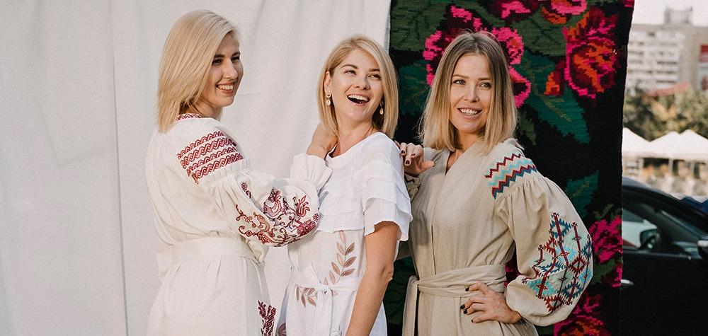 Спецпроект бренда 2KOLYORY ко Дню независимости Украины