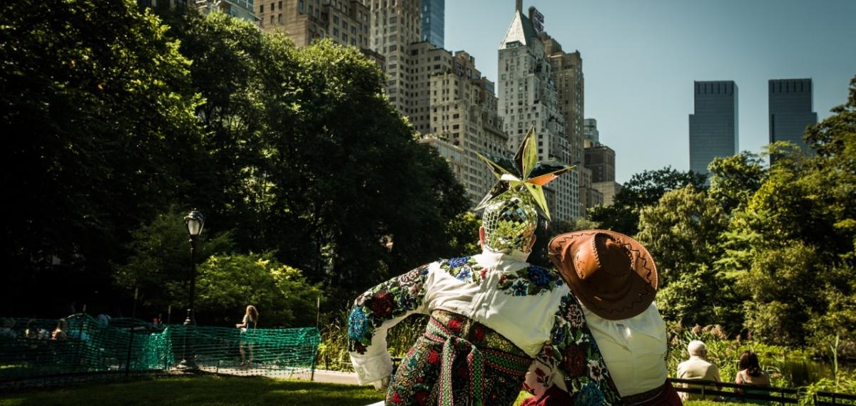 Андрей Данилко в Нью-Йорке: «Сердючка – это не сиськи и колготки»