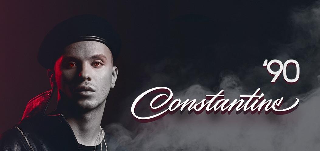 Constantine представил EP с духом 90-х и кровавый клип