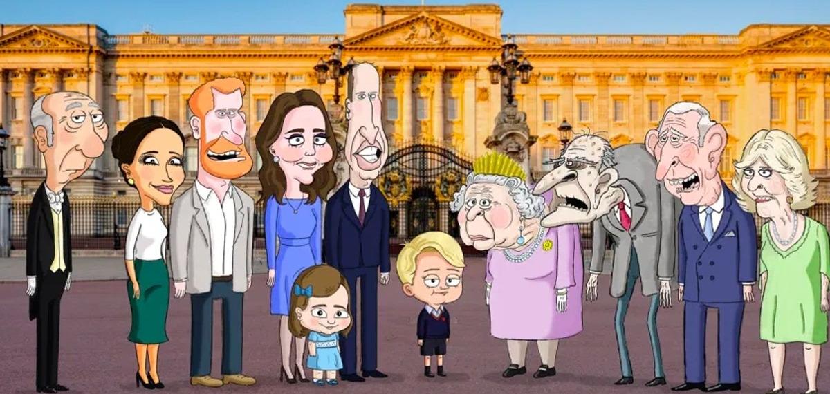 Что скажет королева?: Сценарист «Гриффинов» создаст мультик о британской королевской семье