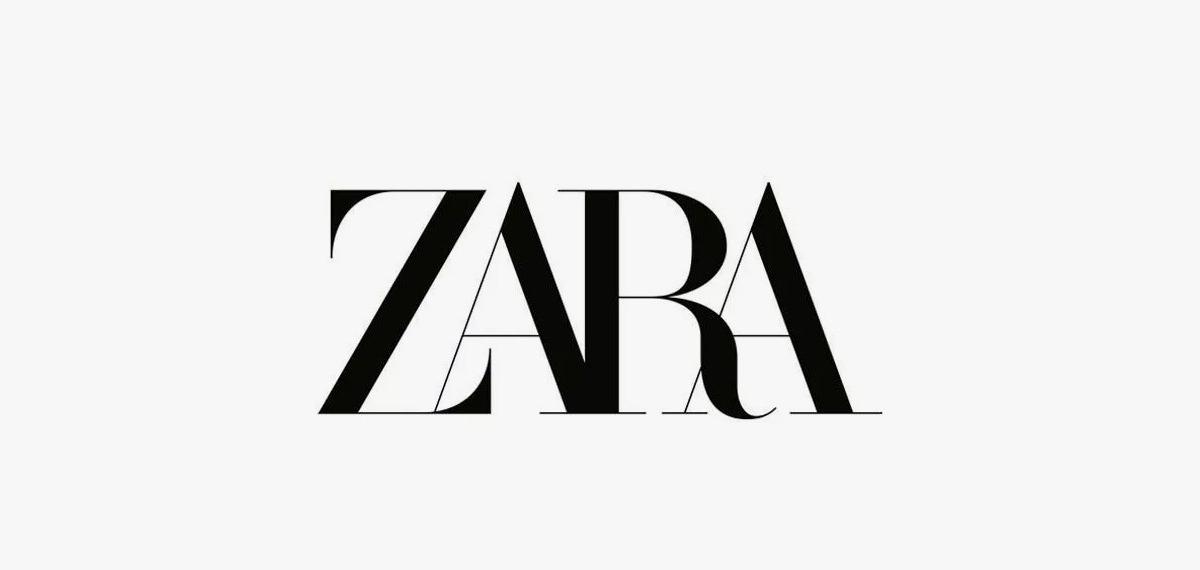 Zara неожиданно меняет свой логотип