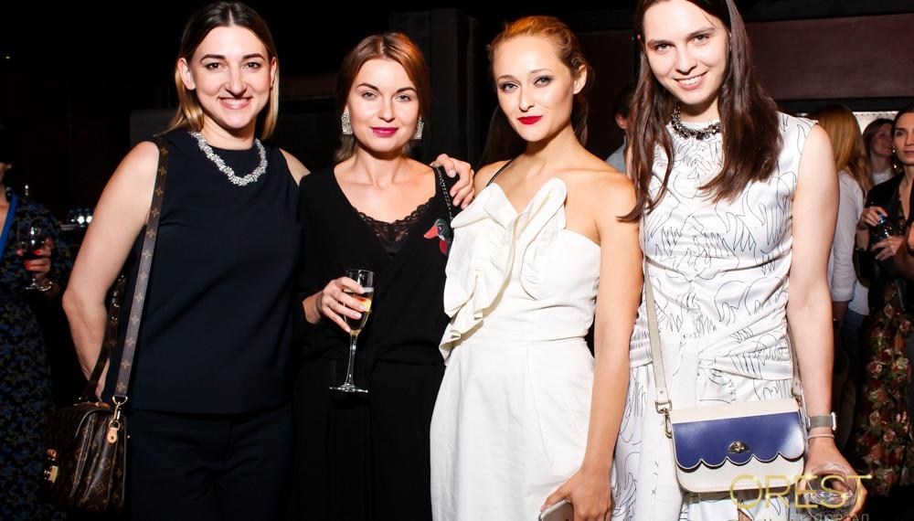 Дарья Шаповалова собрала светский Киев на юбилейном дне рождения