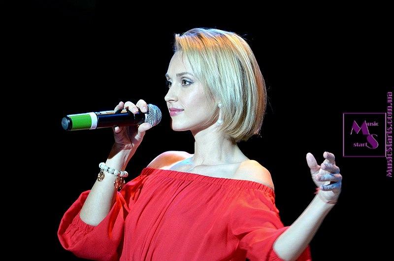 Аида Николайчук исполнила саундтрек к украинскому сериалу!