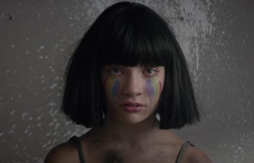 Sia презентовала видео