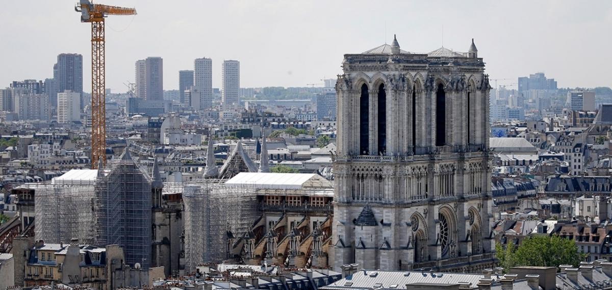 Официальные лица называют даты открытия Собор Парижской Богоматери