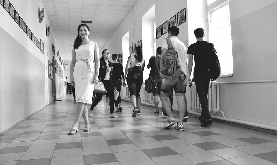 Влада Литовченко защитила диссертацию на тему ЮНЕСКО (фото)