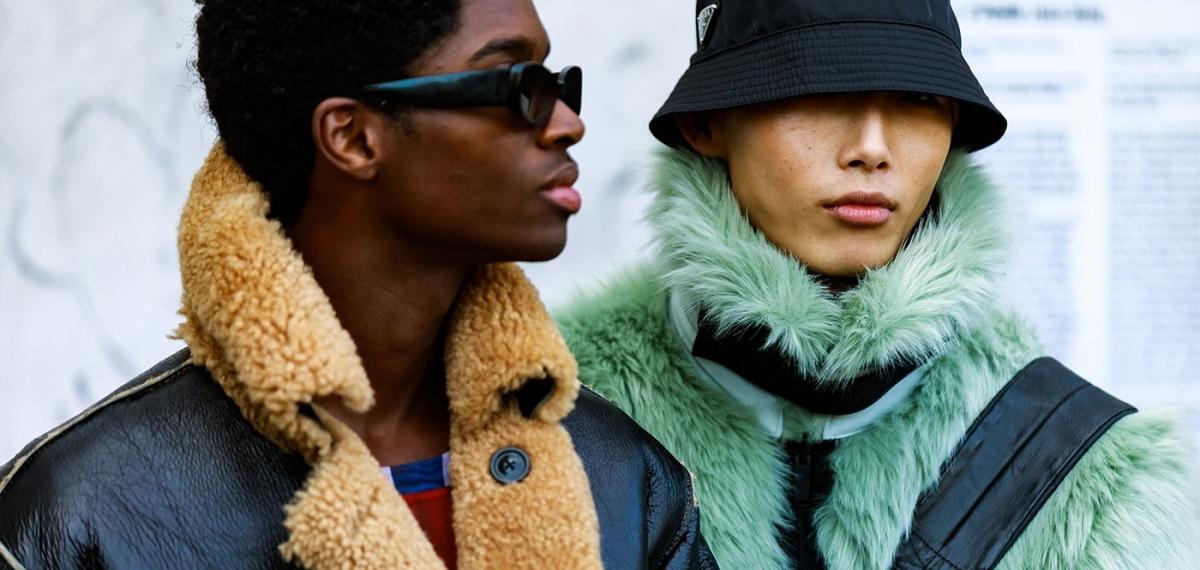 Во что одет Париж: Street style на Paris Fashion Week: Men 2019