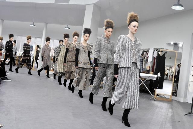 Ключевой показ на неделе высокой моды: Chanel Fall 2016