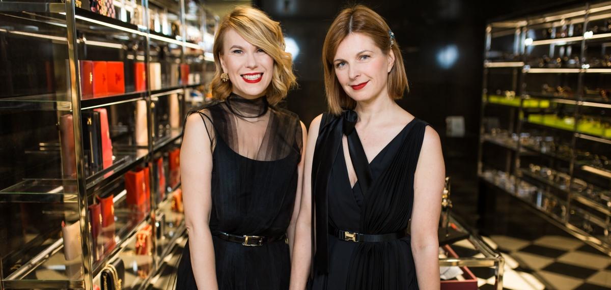 Светлая и мрачная сторона романтизма на ежегодной вечеринке в бутике Prada