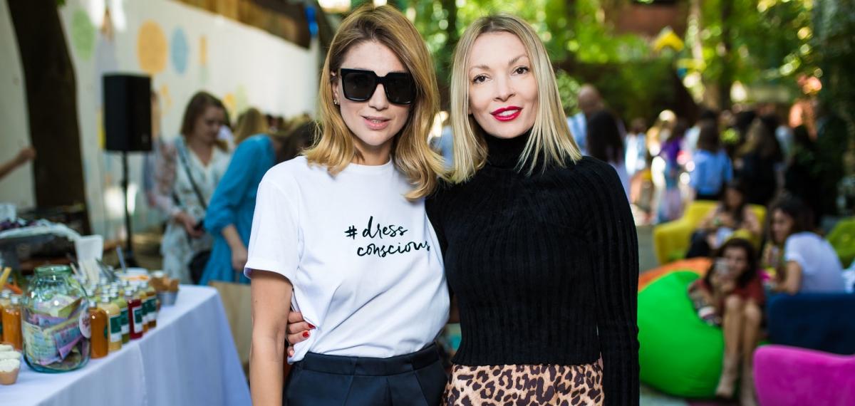 Украинская Кэрри Брэдшоу: Катя Сильченко провела благотворительный Shoes Market