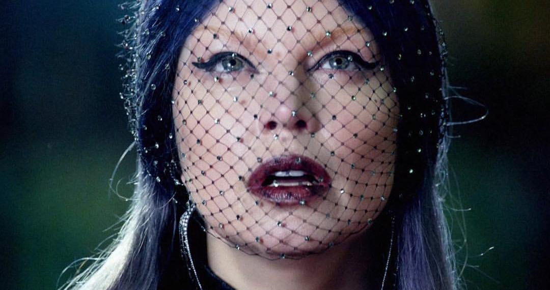Ферги представила второй студийный альбом