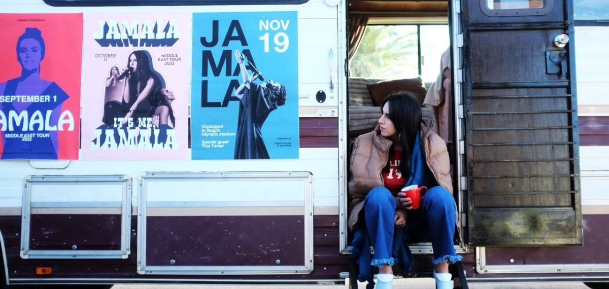 Джамала презентовала новое видео