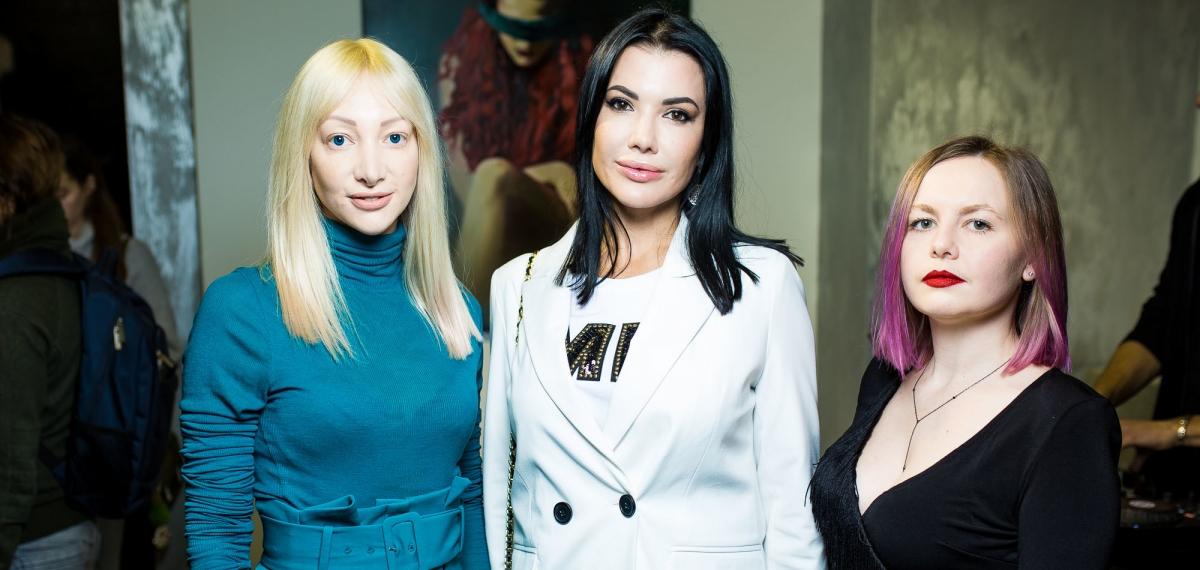 Диалог с самим собой: Презентация выставки художницы Ирины Онопенко в Spivakovska ART:EGO gallery