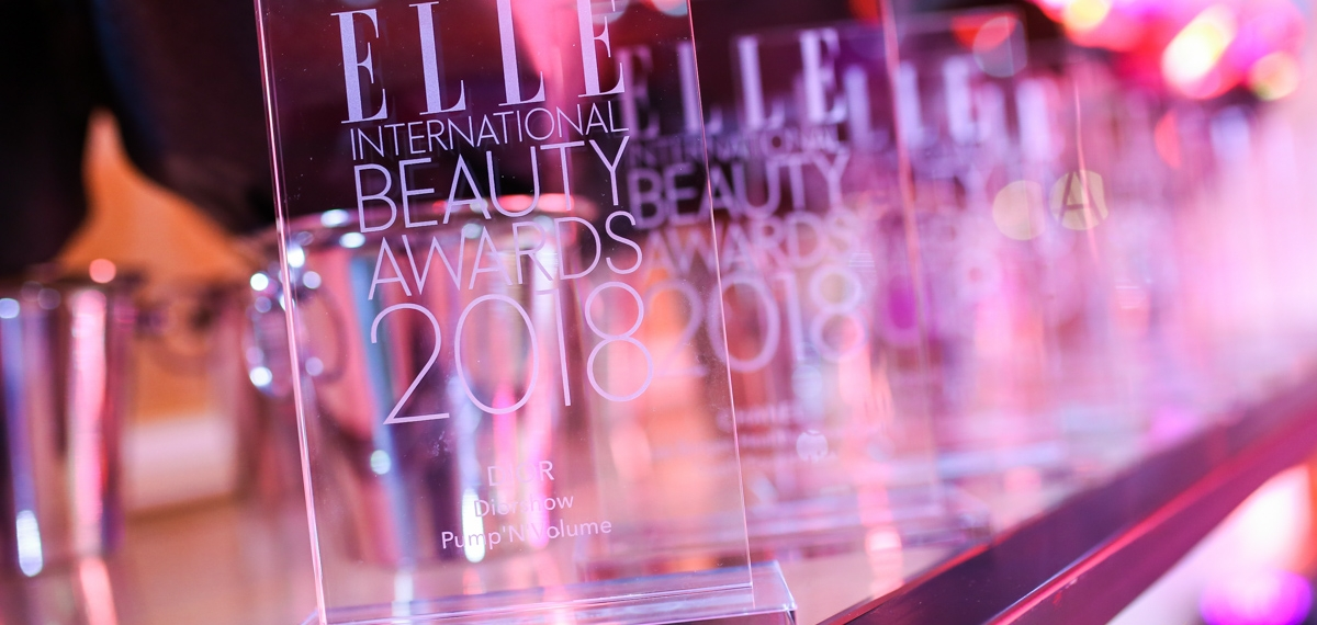 ELLE International Beauty Awards 2018