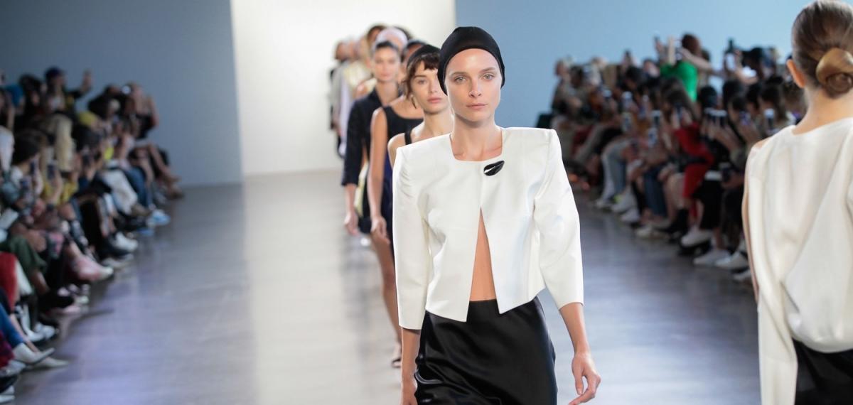 New York Fashion Week: показ новой коллекции BEVZA весна-лето 2019
