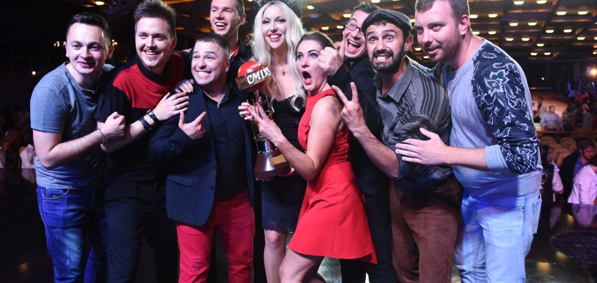 Полякова довела до победы в «Лиге смеха» команду Лены Кравец