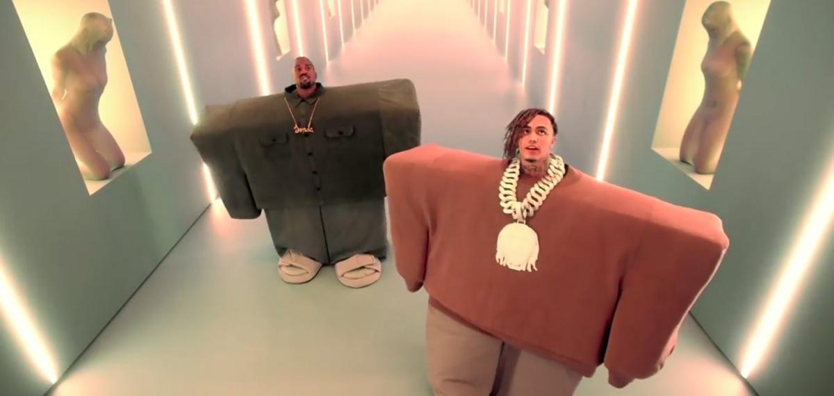 Дебют Kanye West в порно-индустрии