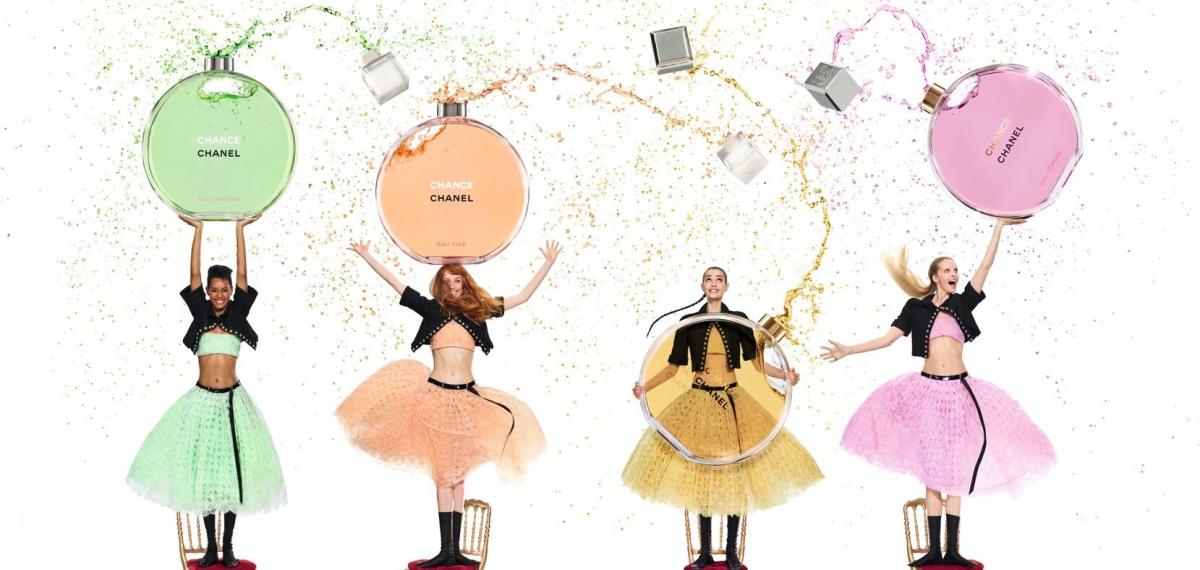 Театральное прослушивание и конкуренция в рекламной кампании аромата Chanel