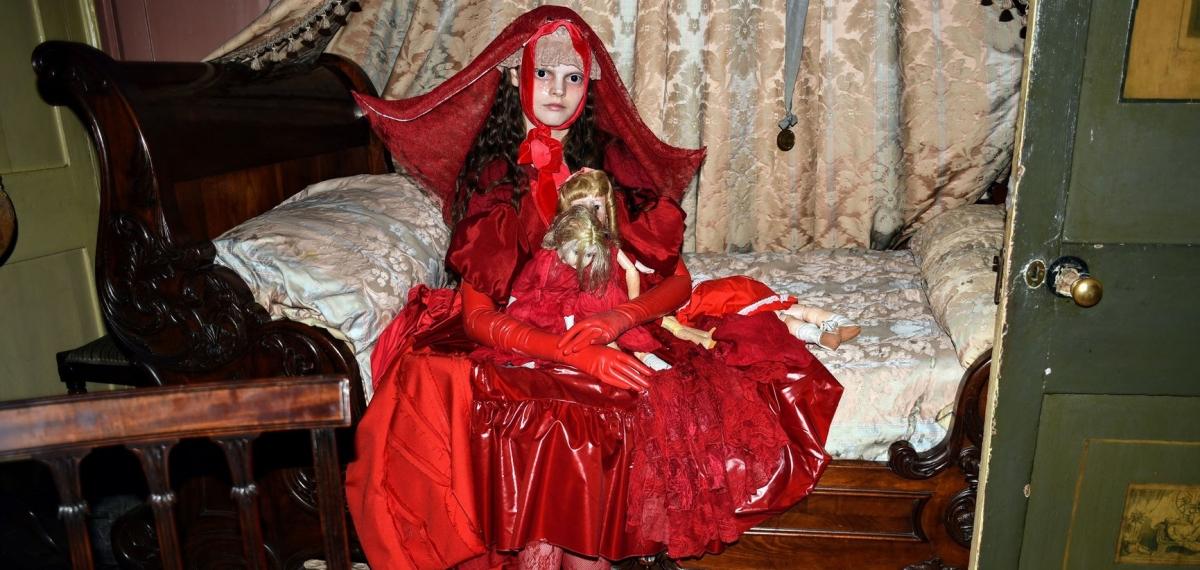 Ужасы реальные и вымышленные в презентации коллекции от Dilara Findikoglu