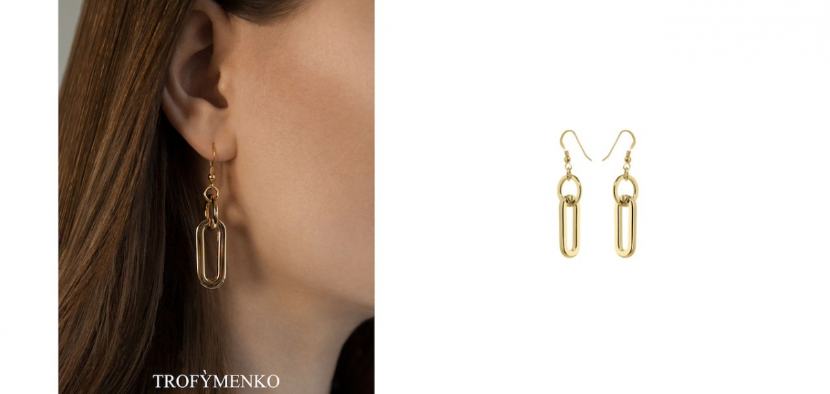 TROFYMENKO Jewellery Capsule Collection: скованы одной цепью