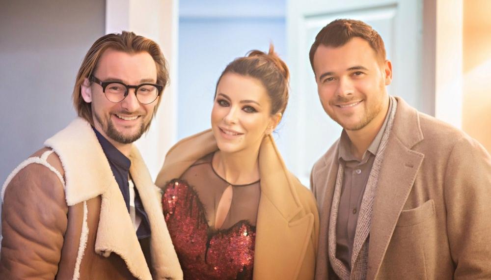 Emin и Ани Лорак сняли клип на новую дуэтную песню