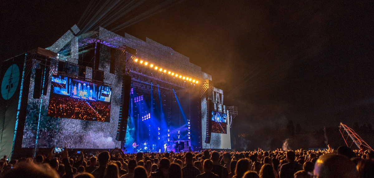 Liam Gallagher — третий хедлайнер Atlas Weekend 2019