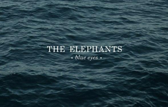 Новый сингл от The Elephants
