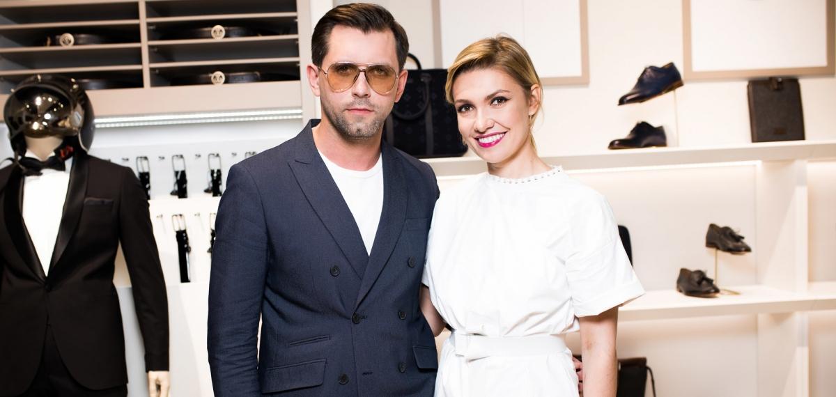 Торжественное открытие бутика мужской одежды Damat Tween
