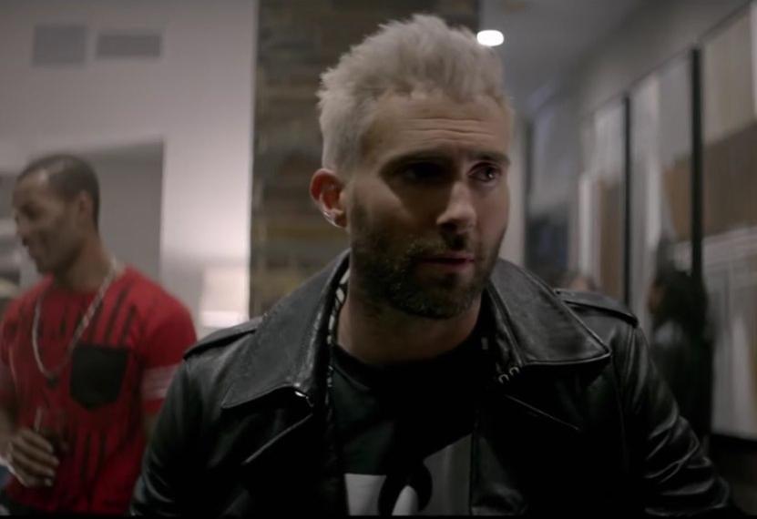 Maroon 5 презентовали новое видео