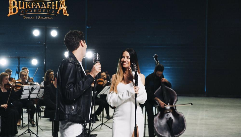 «Время и Стекло» исполнили главную песню мультфильма «Украденная принцесса: Руслан и Людмила» на украинском языке