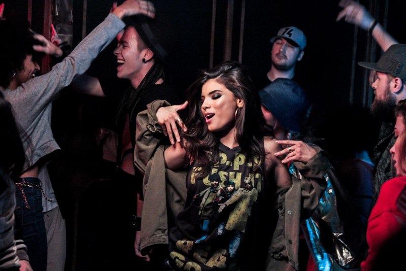 Michelle Andrade feat. Mozgi представили клип на совместную песню
