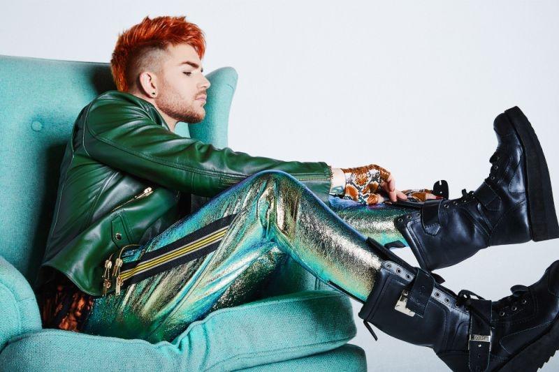 Adam Lambert презентовал новый сингл