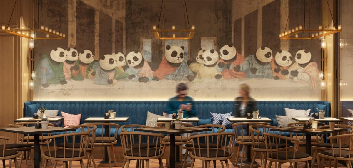 В Киеве планируют открыть ресторан, где будут работать люди с синдромом Дауна