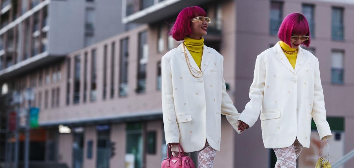 Такой разный Париж: Street style на Неделе высокой моды
