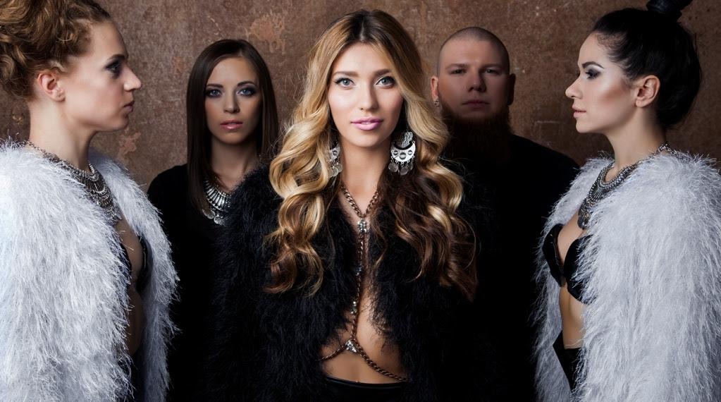 Регина Тодоренко номинирована на премию M1 Music Awards