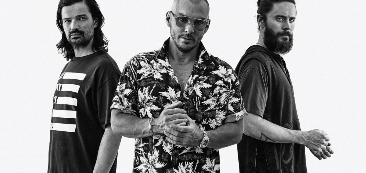 30 Seconds To Mars презентовали новый сингл