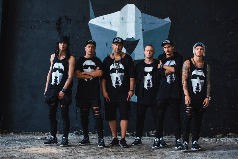 Группа «Mozgi» презентовала видео на песню «Полицаи»